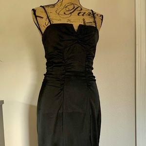Black Cache cocktail dress - Size 10
